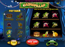 Cashapillar Scratch Card Screenshot 9