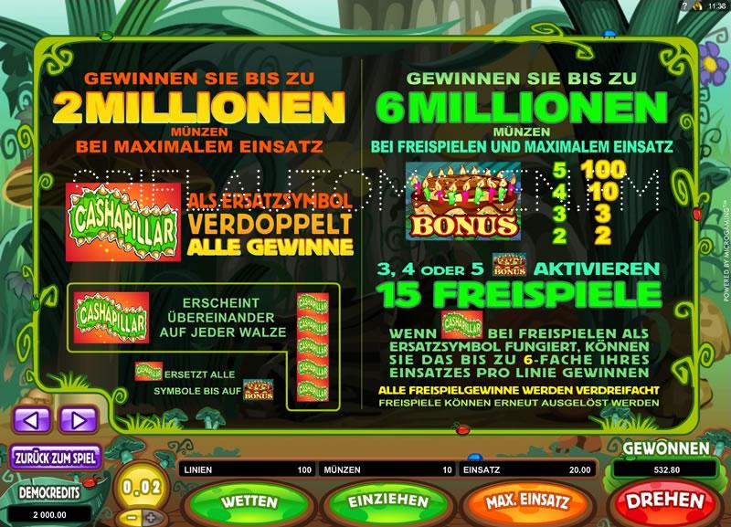 Jetzt Aztec Idols im online Casino von Casumo spielen