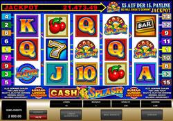CashSplash 5 Reel Screenshot 1