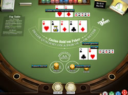 Casino Hold'em Screenshot 4