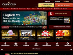 Casinoclub.com Screenshot 1