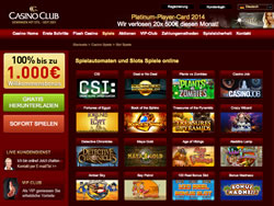 Casinoclub.com Screenshot 3