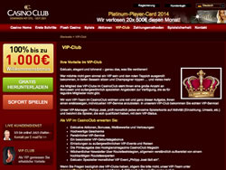 Casinoclub.com Screenshot 4