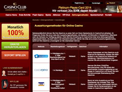 Casinoclub.com Screenshot 5
