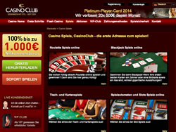 Casinoclub.com Screenshot 6