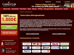 Casinoclub.com Screenshot 7
