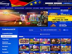 CasinoEuro Screenshot 1