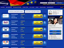 CasinoEuro Screenshot 13