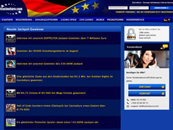 CasinoEuro Screenshot 7