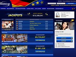 CasinoEuro Screenshot 8