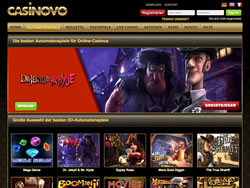 Casinovo Screenshot 1