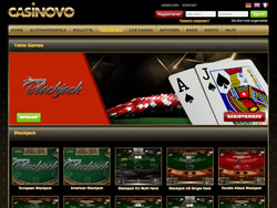 Casinovo Screenshot 2