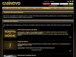 Casinovo Screenshot 3