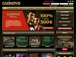 Casinovo Screenshot 8