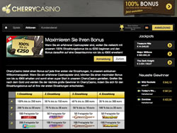 CherryCasino Screenshot 10