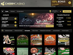 CherryCasino Screenshot 3