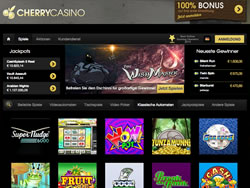 CherryCasino Screenshot 5