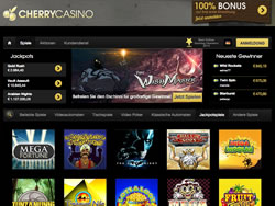 CherryCasino Screenshot 6