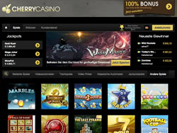 CherryCasino Screenshot 7