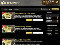 CherryCasino Screenshot 8