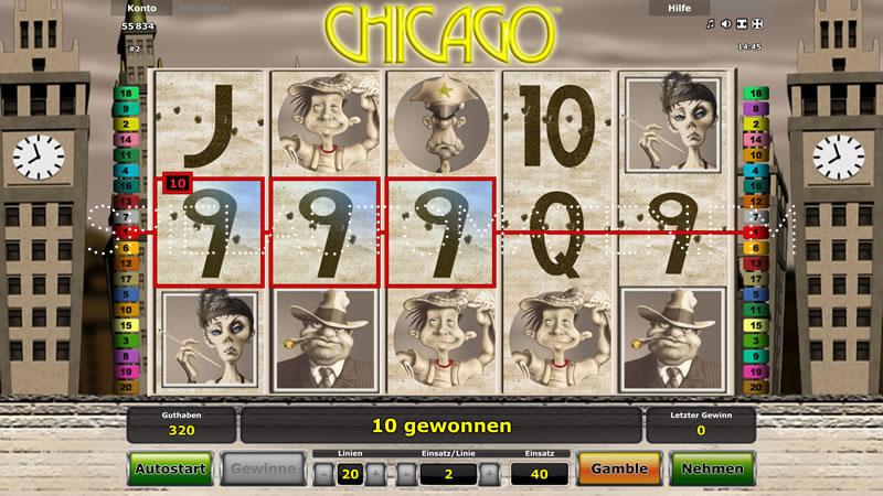 chicago spiel