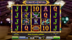 Cirque du Cheval Screenshot 1