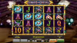 Cirque du Cheval Screenshot 10