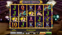 Cirque du Cheval Screenshot 13