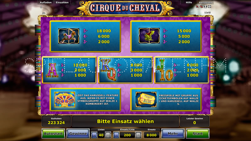 Forest of wonders casino slots