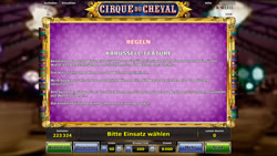 Cirque du Cheval Screenshot 5