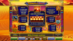 Cleopatras Choice Screenshot 2