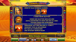 Cleopatras Choice Screenshot 3
