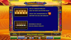 Cleopatras Choice Screenshot 4