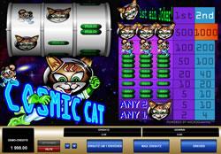 Cosmic Cat Screenshot 1