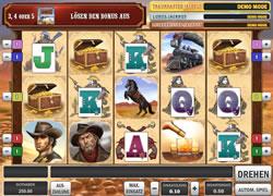 Cowboy Treasure Screenshot 1