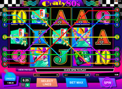 Crazy 80s Screenshot 2