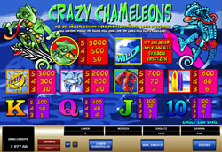 Crazy Chameleons Screenshot 3