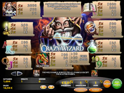 Crazy Wizard Screenshot 2