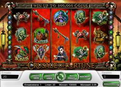Crusade of Fortune Screenshot 1
