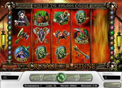 Crusade of Fortune Screenshot 2