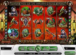 Crusade of Fortune Screenshot 4
