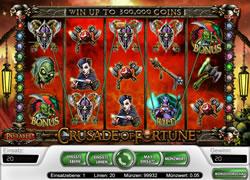 Crusade of Fortune Screenshot 5