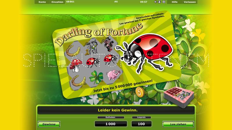darling of fortune spielen