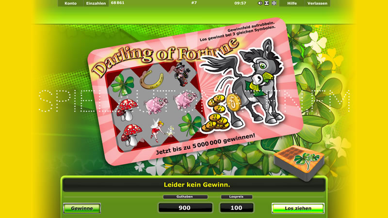 darling of fortune spielen