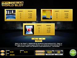 Deal or No Deal Screenshot 4
