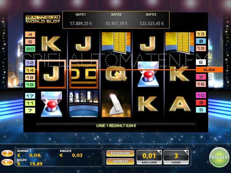 Spiele Deal Or No Deal Blue - Video Slots Online