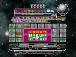 Deepspace Bingo Screenshot 3
