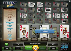 Deuces Wild Screenshot 3