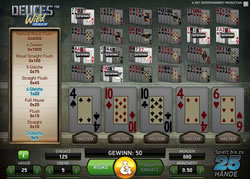 Deuces Wild Screenshot 4
