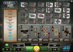 Deuces Wild Screenshot 5
